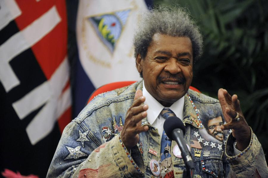 Don King Files Lawsuit to Prevent Mosley-Mayorga Rematch