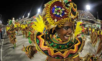 Aunt Ciata, the guardian of samba who created Carnival culture