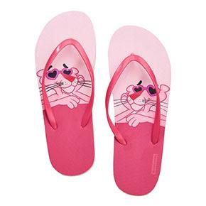 Gyereknapi ajánlat - PINK PANTHER papucs