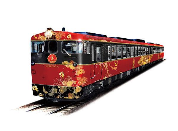 「花嫁のれん」<JR西日本、 IRいしかわ鉄道>
