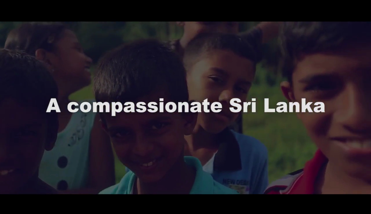 A compassionate Srilanka
