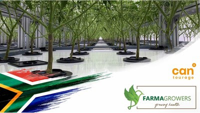 Cantourage partners with FarmaGrowers to bring the first South African medical cannabis to Germany