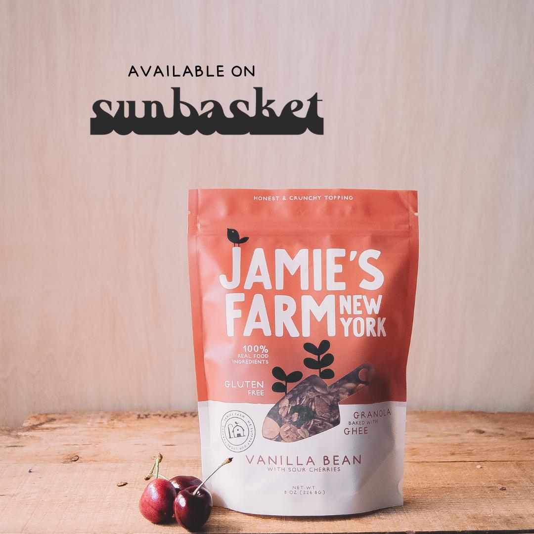 Sun Basket Jamie's Farm New York