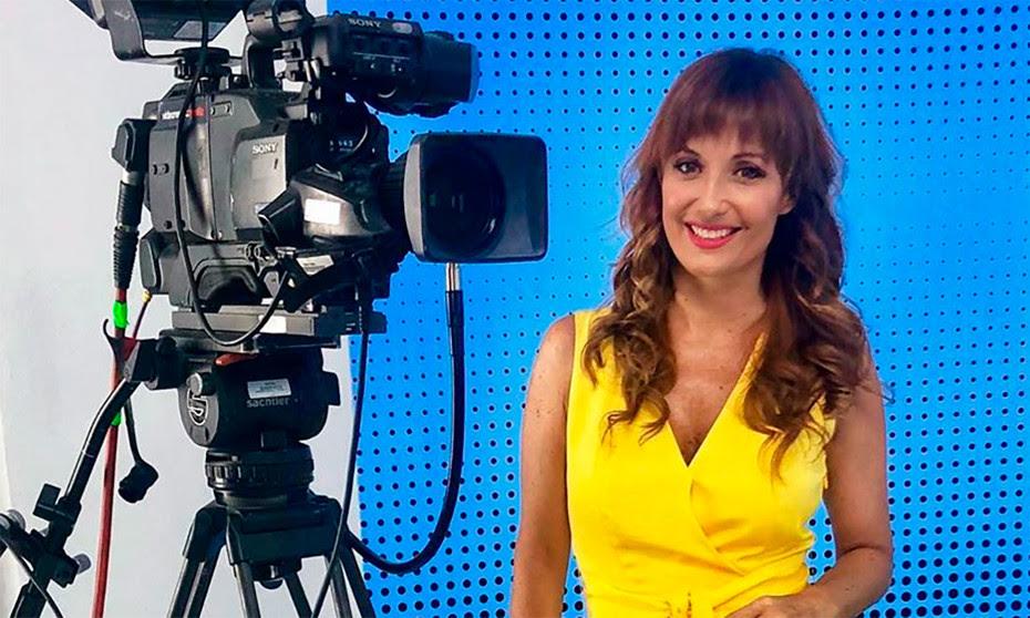Laura Ferrer-presentadora Gala