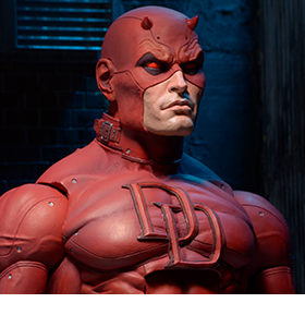 MARVEL 1/4 SCALE DAREDEVIL FIGURE