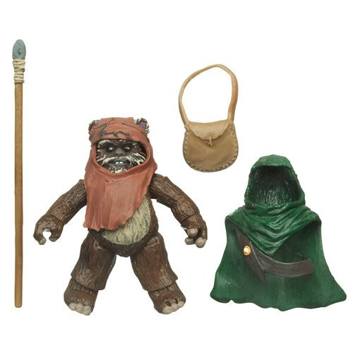 Image of Star Wars The Vintage Collection Wave 3 (2020) - Wicket the Ewok 3 3/4-Inch Action Figure