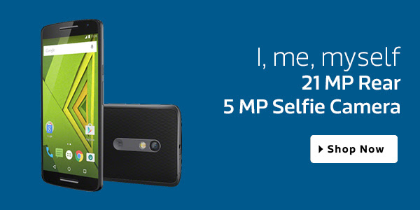 21 MP Rear| 5 MP Selfie Camera