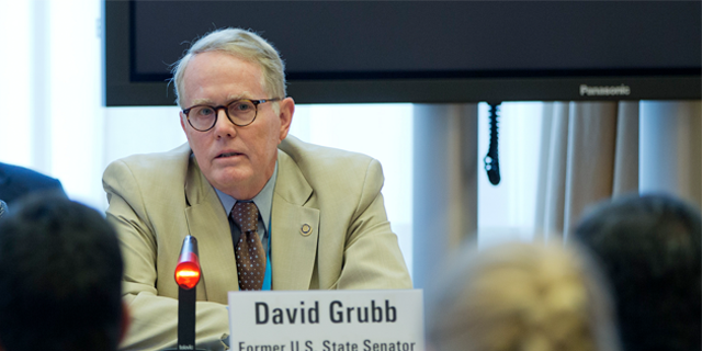 David Grubb, Charleston, West Virginia