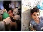 Solo 14 años alcanzó a vivir Abdel Salha, quien murió este lunes tras agonizar desde el pasado viernes, cuando recibió un disparo en la cabeza por parte del Ejército de Israel