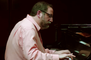 Jazz pianist Phil DeGreg in concert