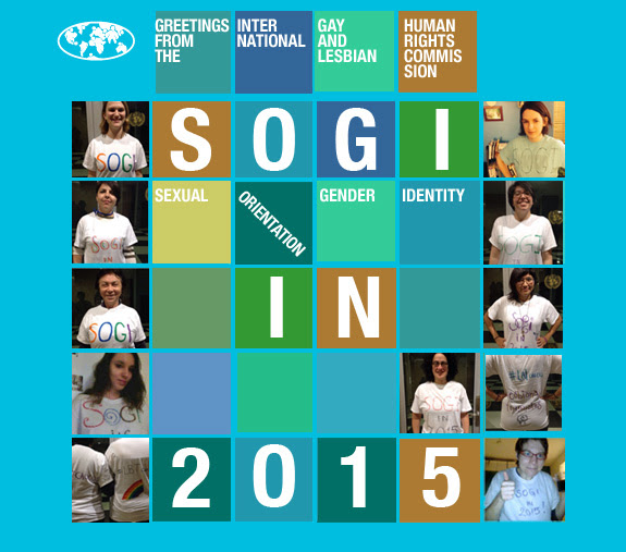 SOGI nel 2015: 'Bringing it' a CSW