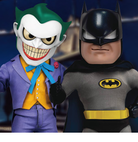 BATMAN: THE ANIMATED SERIES EGG ATTACK ACTION PX PREVIEWS EXCLUSIVES