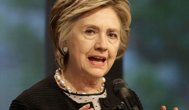 Hillary Mulls Challenging Legitimacy of 2016 Election