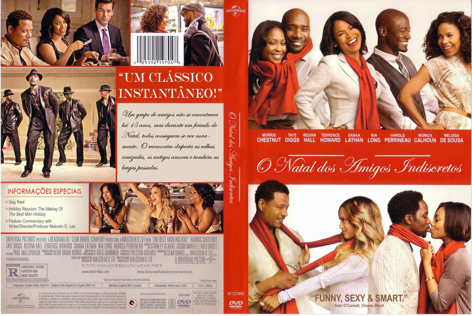 VKz38cv O Natal Dos Amigos Indiscretos Torrent   BluRay Rip 1080p Dual Áudio 5.1 (2014)