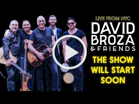 David Broza and Trio Havana Live at Bowery Electric - Preview