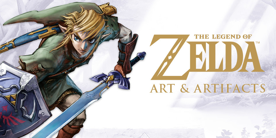 THE LEGEND OF ZELDA THE LEGEND OF ZELDA: ART & ARTIFACTS