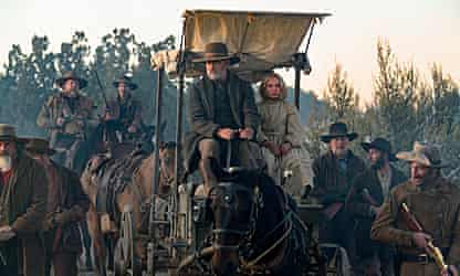 Tom Hanks fights fake news in the wild west