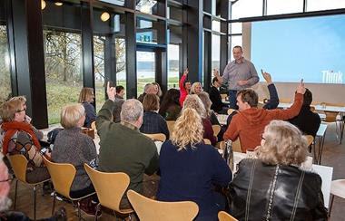 Danmarks Jægerforbunds lederuddannelse: Ledelse af frivillig