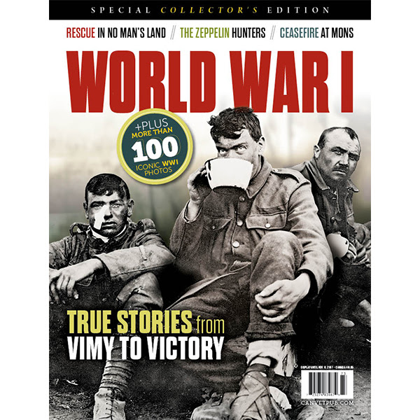 WW I: True stories from Vimy to Victory