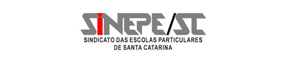 Logomarca do SinepeSC