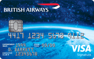 British Airways Visa Signature Card® Offer