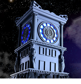 Saint Seiya Saint Cloth Myth Fire Clock of the Sanctuary Exclusive