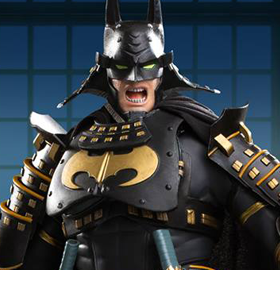 NINJA BATMAN 1/6 SCALE FIGURES