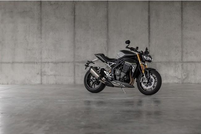 新型Speed Triple 1200 RS 登場~トリプルパワーの革新~