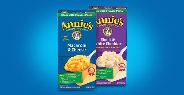 Annie's Natural Macaroni & Cheese