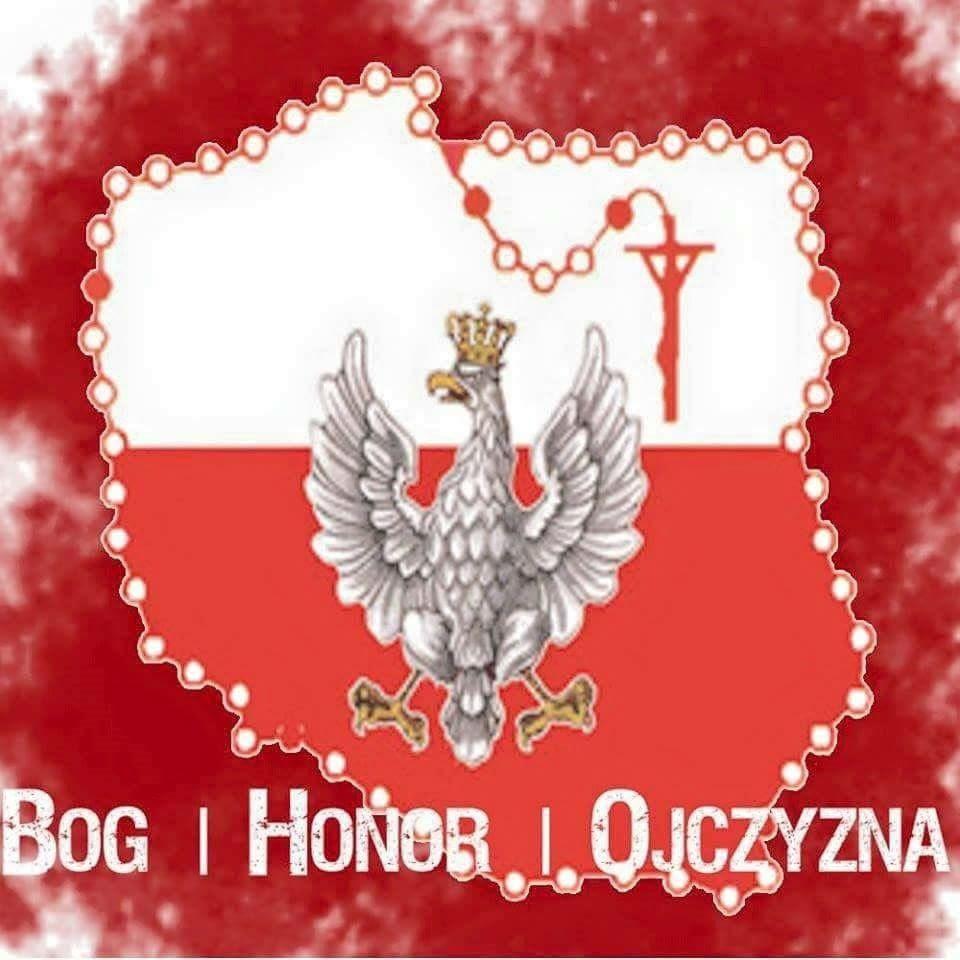Bóg Honor Ojczyzna -Polska /Poland | Christmas ornaments, Poland, Novelty  christmas