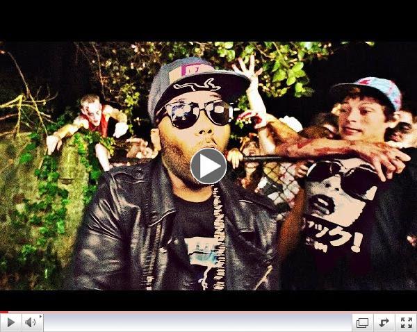 Tom P Jarren Benton - ATL NIGHTMARE - Music Video