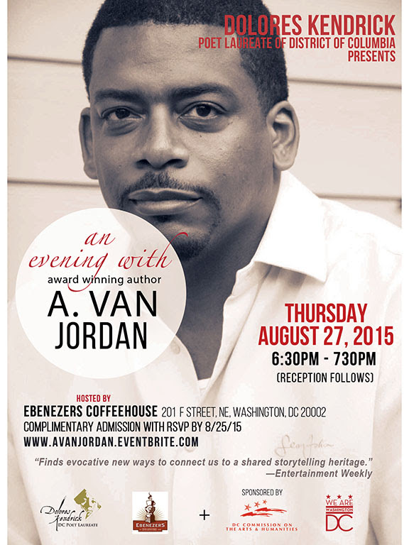 An Evening with A. Van Jordan