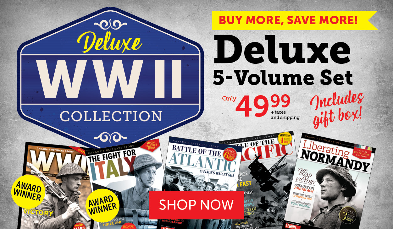 World War II Collection 5-Volume Set