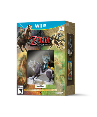 When the physical version of The Legend of Zelda: Twilight Princess HD launches on March 4 at a sugg ...