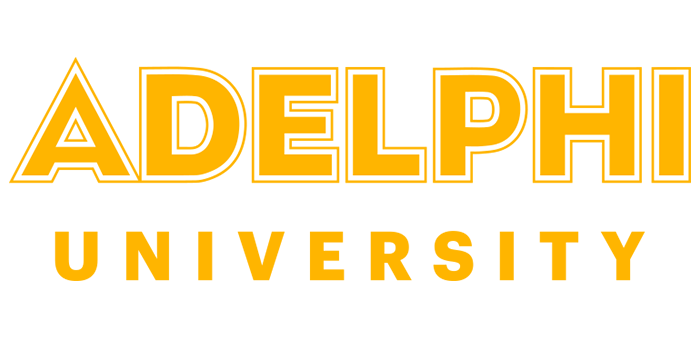 Adelphi University Logo - Wordmark