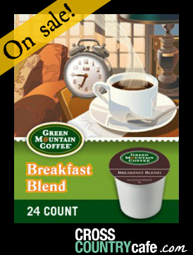 Green Mountain Breakfast Blend Keurig K-cup Coffee