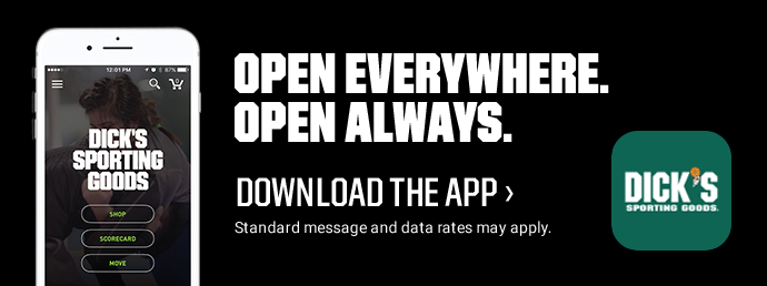 OPEN EVERYWHERE. OPEN ALWAYS. | DOWNLOAD THE APP > | Standard message and data rates may apply.
