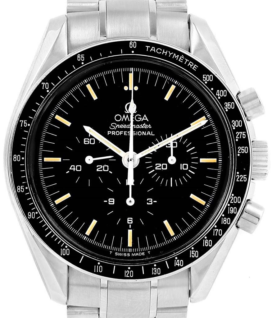 Vintage Omega Speedmaster Steel Watch 321 145.012