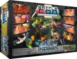 BattleCON Fate of Indines - Box