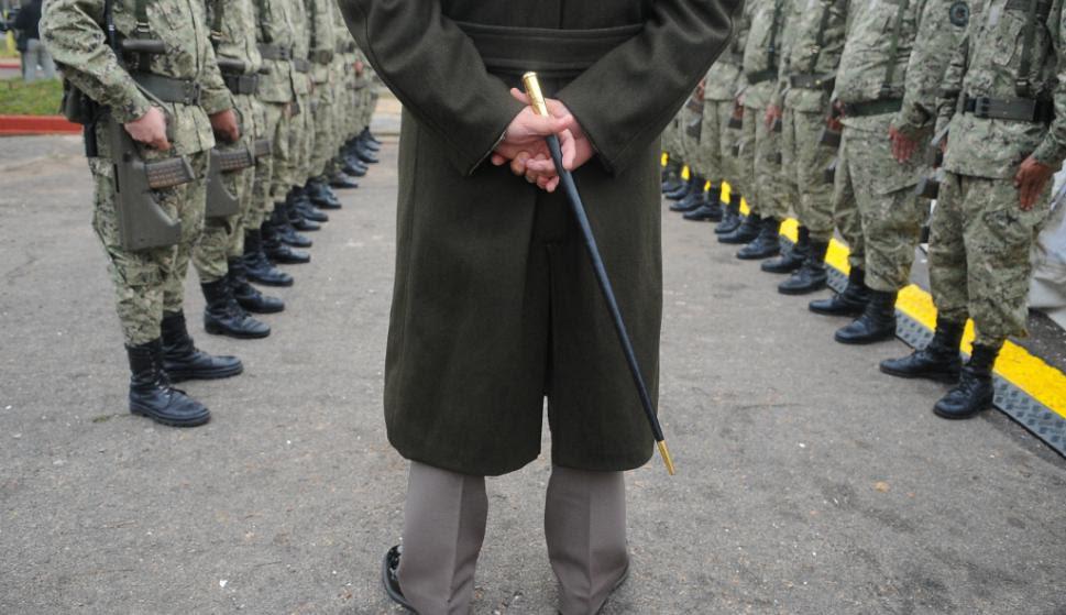 Un alto oficial del Ejército seguirá al mando cuando Saavedra pase a retiro. Foto: F: Ponzetto