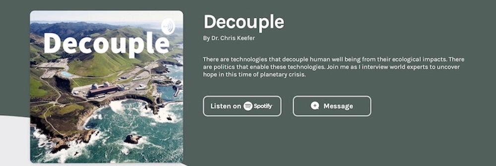 Decouple podcast