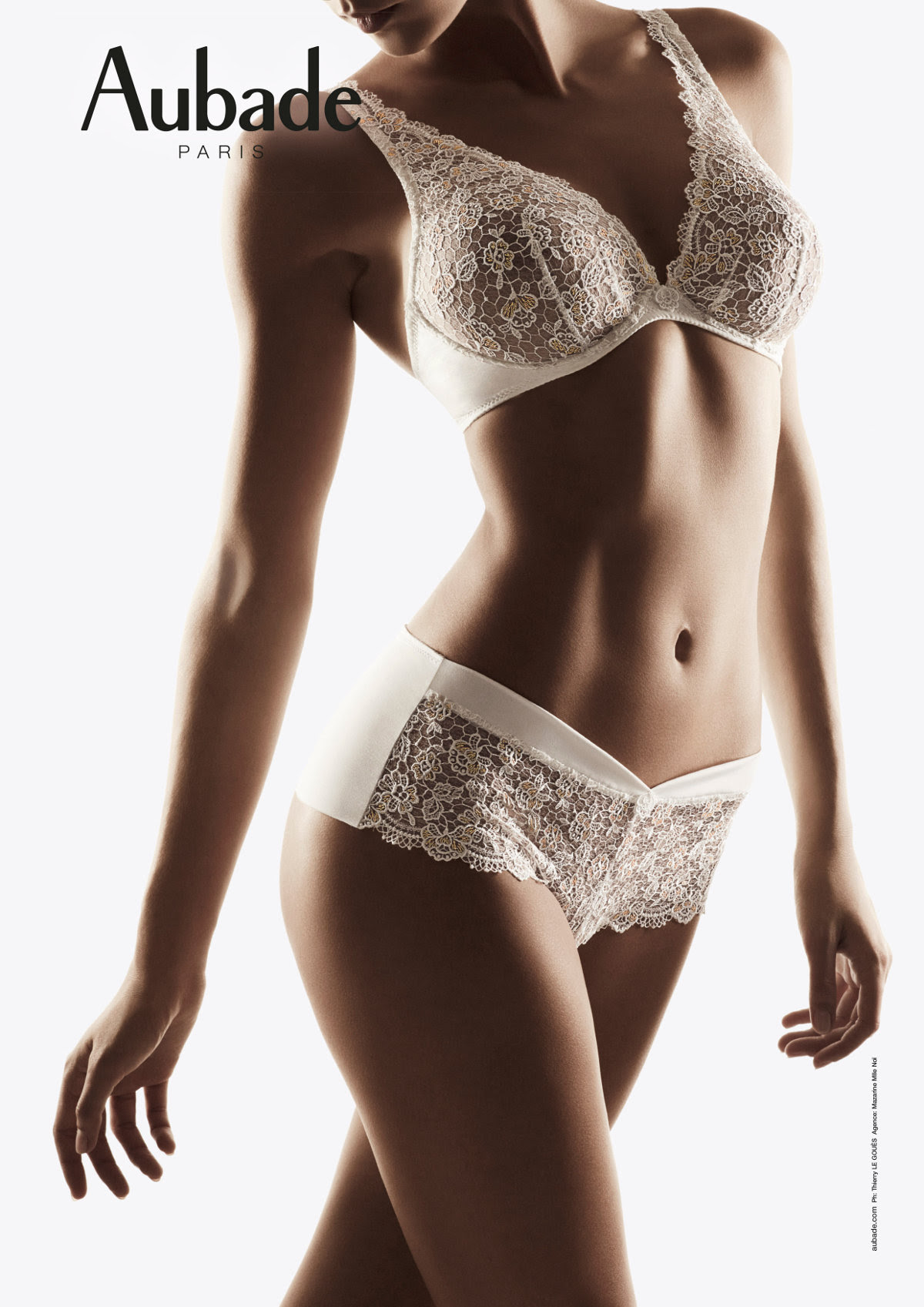 Aubade Secret de Charme at Elouise Lingerie