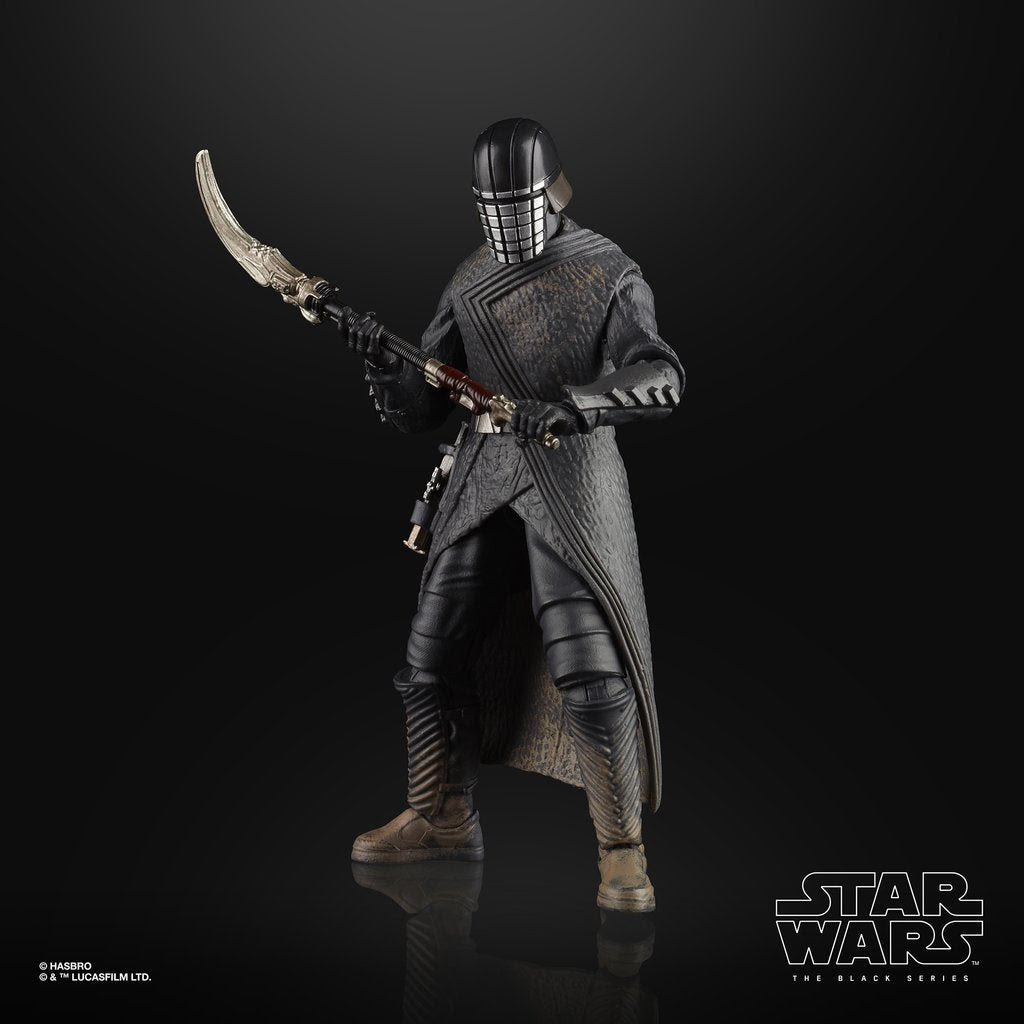 Image of Star Wars The Black Series Knight of Ren 6-Inch Action Figure