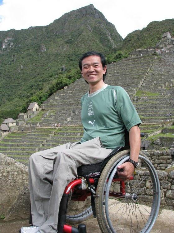 Ricardo Shimosakai é Diretor da Turismo Adaptado, e oferece viagens acessíveis no Brasil