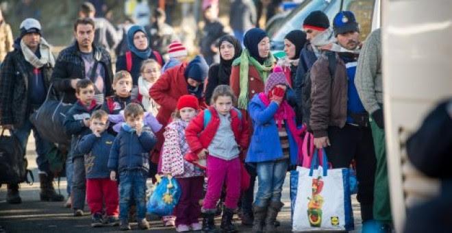 La derecha alemana de Merkel quiere obligar a los refugiados a reconocer el derecho de Israel a existir como Estado