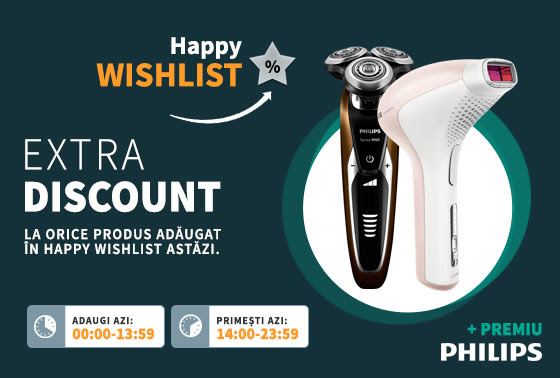 Happy Wishlist