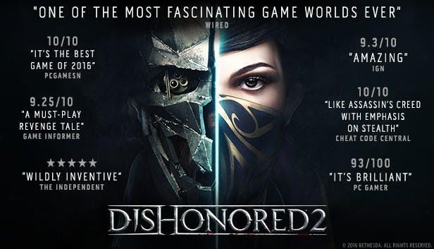 Dishonored® 2