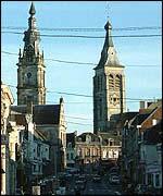 Matisse's birthplace, Le Cateau-Cambrésis