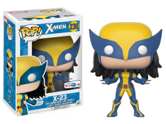 SDCC EXCLUSIVE X-MEN POP! X-23