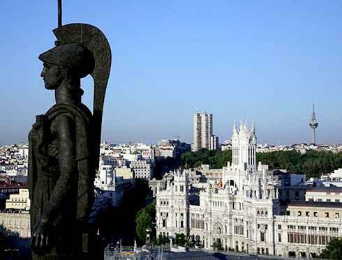 Círculo de Bellas Artes   Madrid City Tour